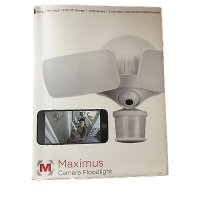 Maximus Smart Motion Activated Outdoor Floodlight